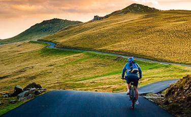 Bike Atlantic - randonnée à vélos sur Anglet, Biarritz, Bayonne - Pays Basque, Landes, Béarn, Vélodyssée